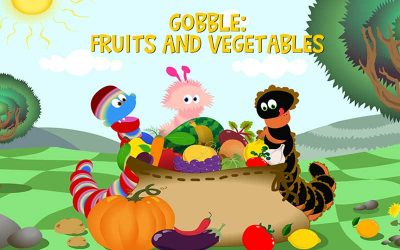 Gobble: Fruits and Vegetables