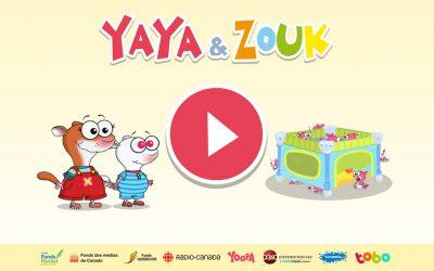 YaYa et Zouk – Bébés en fuite