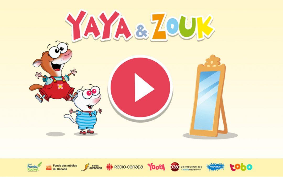 YaYa et Zouk – Cherche et trouve