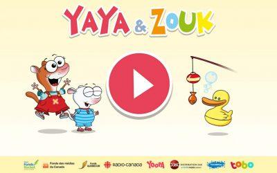 YaYa et Zouk – Pêche miraculeuse